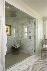 Master Bath Walk In Shower Isles Master Bath Walk In Shower Traditional Bathroom