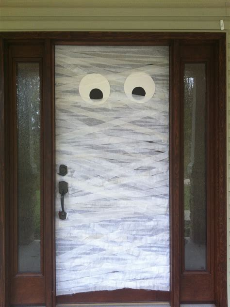 Mummy Door by Front Door Mummy Projects