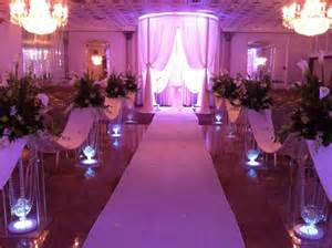 Wedding Ceremony Ideas Decoration by Wedding Ceremony Decorations Ideas Indoor Designers Tips