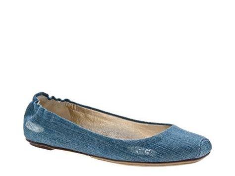 dsw flat shoes zigi soho cinnamon denim ballet flat dsw