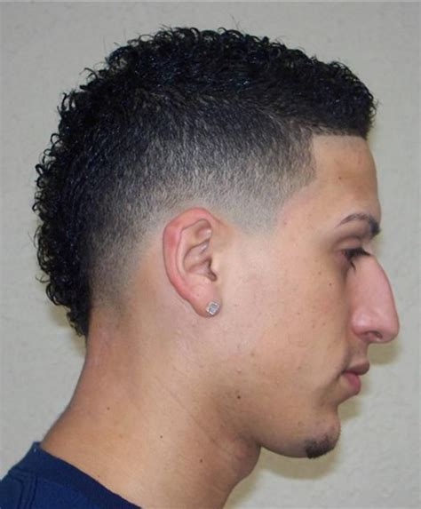 low neck short curly hair hottest fade mohawk haircuts for 2016 men s hairstyles