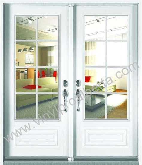 vinyl clad exterior doors interior exterior doors
