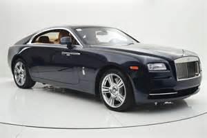 Mileage Of Rolls Royce 2016 Rolls Royce Wraith