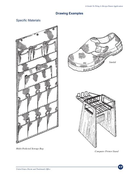 design patent application number a guide to filing for a design patent via uspto