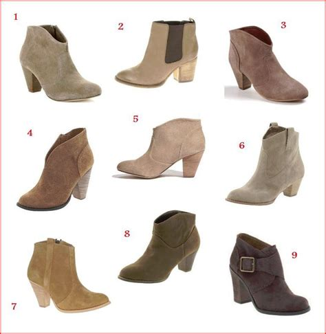 Heels Pita Suede Ankle R078 affordable ankle boots a la comey marant