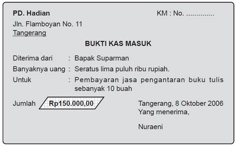 pengertian klasifikasi transaksi keuangan dan jenis jenis