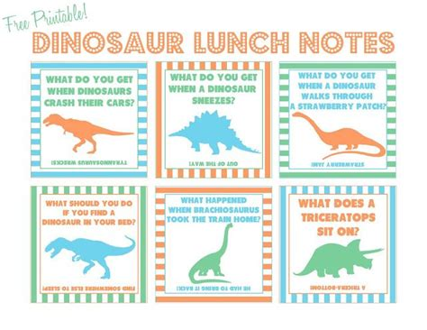 printable pirate jokes sweet greets free printable dinosaur joke lunch notes