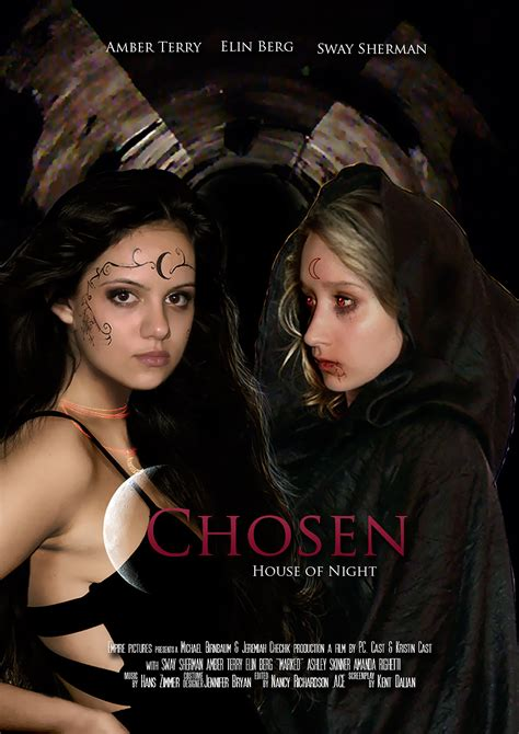 chosen house of night house of night chosen movie poster by zvunche on deviantart