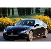 2015 Maserati Ghibli Review