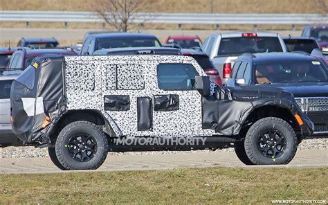 2018 jeep wrangler spy shots trackhawk priced mclaren 720s underrated 2018 jeep
