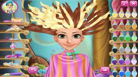 rapunzel haircuts games real rapunzel haircut games