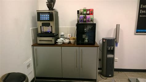 Coffee Stations and Tea Points Furniture
