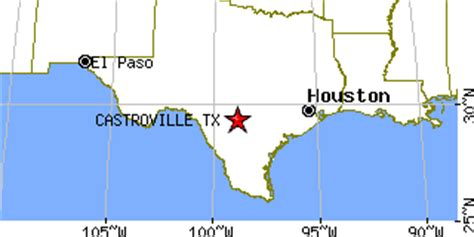 castroville texas map castroville texas tx population data races housing economy