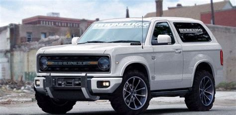 2020 Ford Bronco Jalopnik by Is It The Convertible F 150 Or 2020 Bronco News