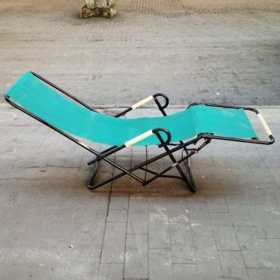 chaise bar pliante ergelax lounge chair by r gleizes for rg 1950s 12177