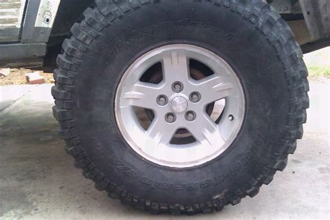15 Inch Jeep Tires 5 Jeep Wheels 15 Inch Cond Jeep Forum