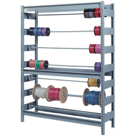 Racks And Reels by Lyon 65175 Pre Engineered Stand Alone Reel Rack