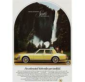 Model Year Madness 10 Luxury Car Ads From 1979  The
