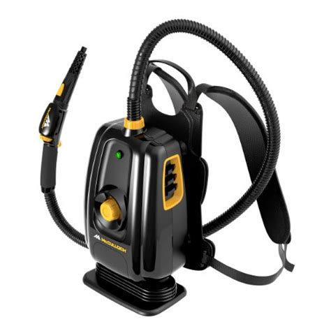 mcculloch mc portable power steam cleaner buy