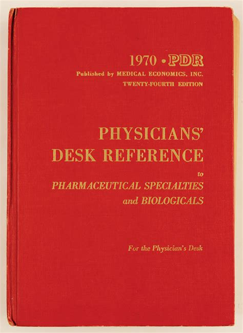 physicians desk reference book lot detail elvis presley owned and used physician s desk