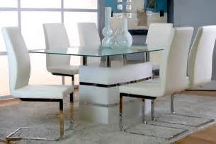 White Dining Room altair dining room set white formal dining sets dining room and