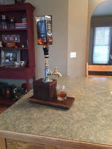 Alcohol Faucet Diy Whiskey Dispenser Man Cave Pinterest Drinks
