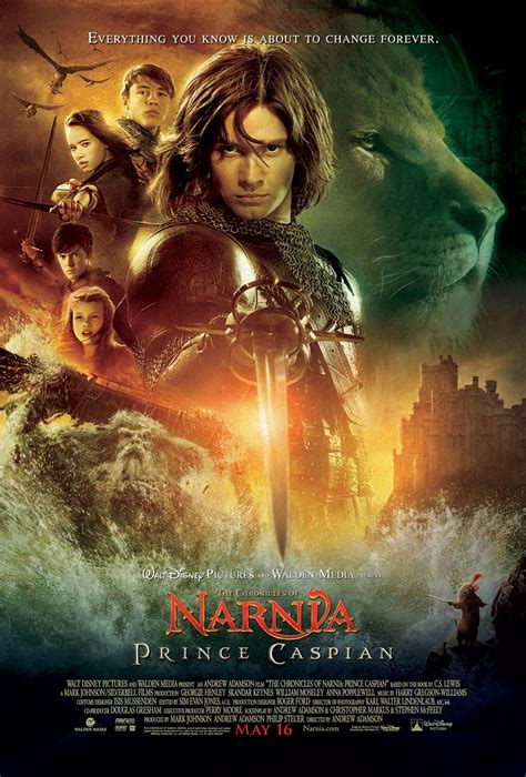 film narnia ke 4 the chronicles of narnia prince caspian film the