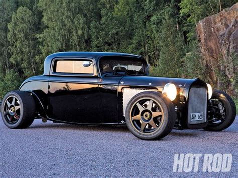 where are volvo cars built rod did a feature on this swedish built duece volvo