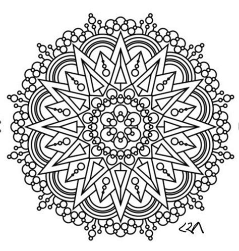 intricate floral coloring pages intricate mandala coloring pages flower henna coloring