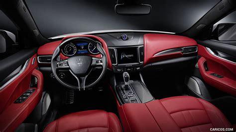 maserati models interior 2017 maserati levante interior cockpit hd wallpaper 6