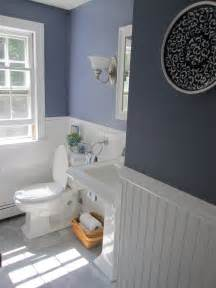 simple beautiful home half bath redo