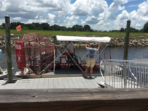 fan boat rides kissimmee fl spirit of the sw airboat rides picture of spirit of