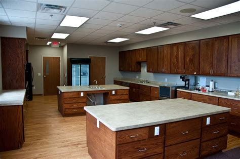 commercial kitchen furniture timbercon construction custom cabinets