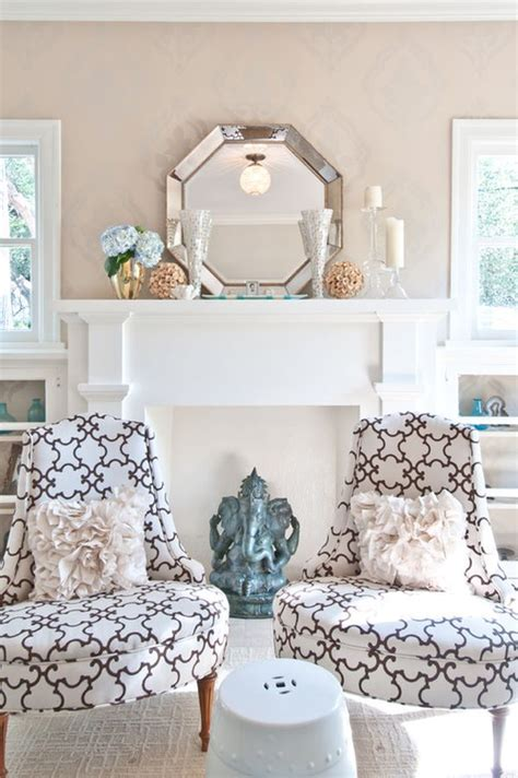 living room mantle sunshine style fireplaces mantles dressed for spring