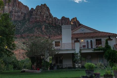 bed and breakfast springdale utah zion canyon bed and breakfast updated 2018 b b reviews