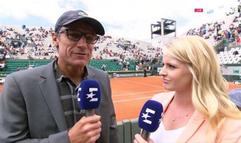 Mats Vilander O Djokovicu by Novak Djokovic V Dominic Thiem Mats Wilander Explains