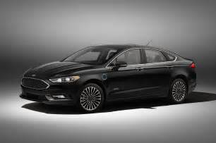 2013 Ford Focus Titanium Interior 2017 Ford Fusion Hybrid Vs Fusion Energi Review