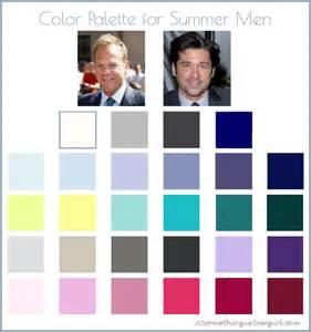 Men S Office Colors by 133 Best Images About Color Analysis Summer Men Color