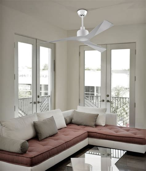 ultra ceiling fans white ultra modern ceiling fan