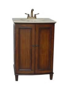 Bathroom Vanities 24 Inches Wide 12 To 34 Inch Single Sink Vanities Vanity With Sink