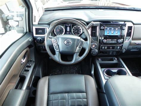 2016 nissan titan xd interior 2016 nissan titan xd review