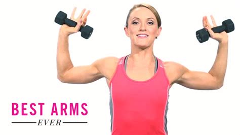 Cosmo Bedroom Blog 4 easy exercises for super toned arms