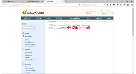 membuat web file hosting cara membuat web phising akatsuki