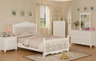 white size bedroom furniture mission style white wood 4 pieces