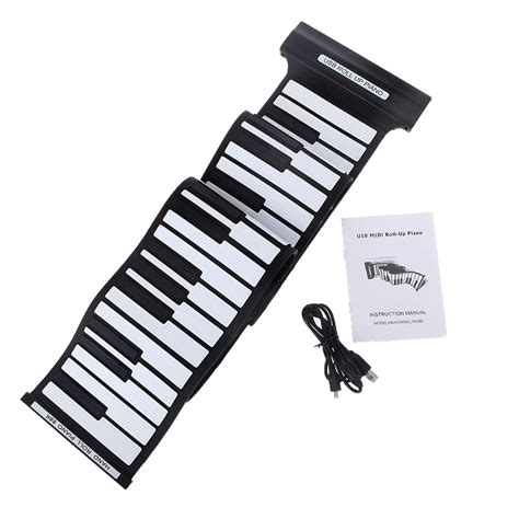 Usb Roll Up Piano 88 usb roll up roll up electronic piano