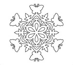 templates for snowflakes snowflake templates 49 free word pdf jpeg png format