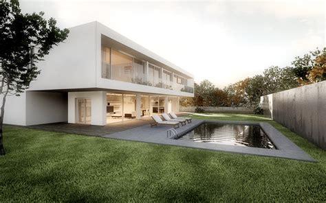 rendering casa rendering fotorealistico concept casa moderna alessandro