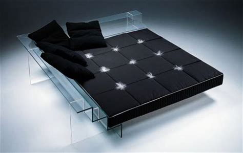 glass bedding 14 creative and unusual beds