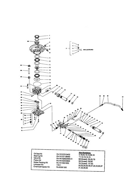 CRAFTSMAN 2400 PSI HIGH PRESSURE WASHER Parts | Model