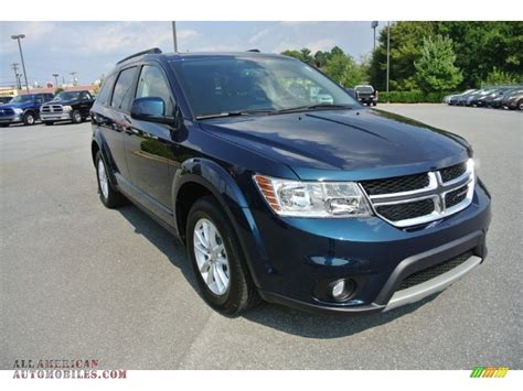 blue dodge journey 2014 dodge journey sxt in fathom blue pearl photo 2
